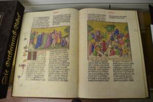 Faksimile Ottheinrich-Bibel