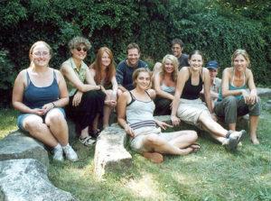 Lehrgrabung Klarissenkloster Pfullingen, Team 1