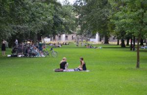 Studieren in Erlangen_Schlosspark