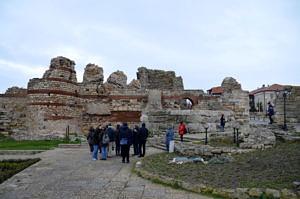 Römische Stadtbefestigung Nessebar